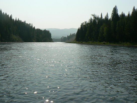 Great Northern Rafting: View from the raft