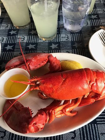 Billy's Chowder House: lobster!