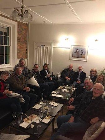 Romsey, ออสเตรเลีย: The lounge area