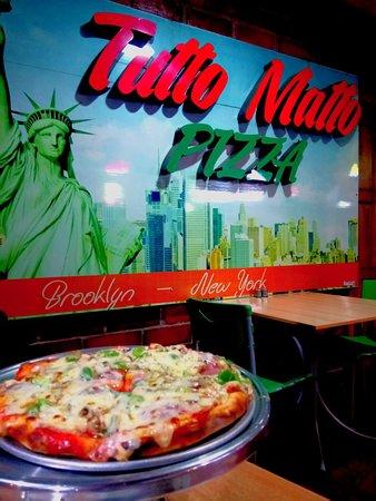 Tutto Matto Pizzeria Photo