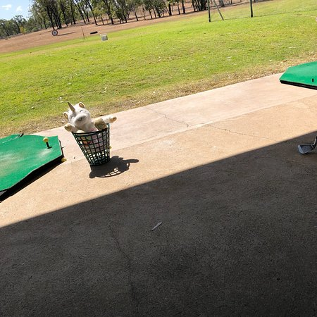 Rockhampton Golf Driving Range & Mini Golf
