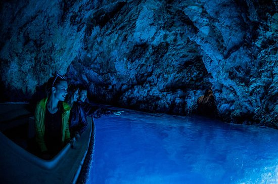 Blue Cave and Six Island Tour from...
