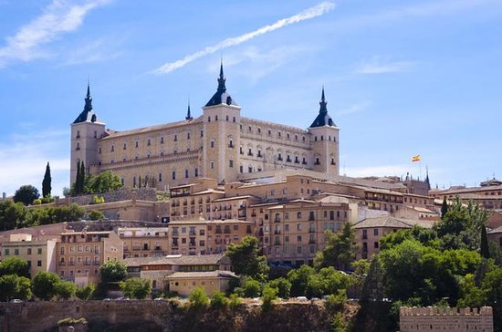 Toledo och Segovia Private Tour med ...