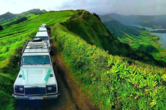 Jeep Tour Full Day Sete Cidades en ...