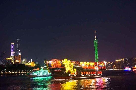 Guangzhou Night View Cruise Tour with...