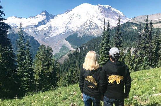 Mount Rainier Premium Small Group Tour...