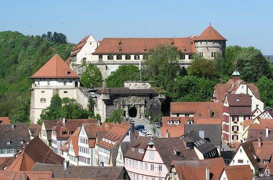 Hohentubingen Castle Tubingen...