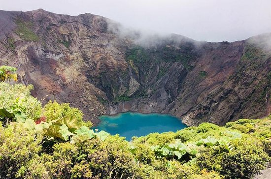 Irazu Volcano National Park ...