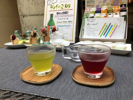 Olive Spa Nakameguro