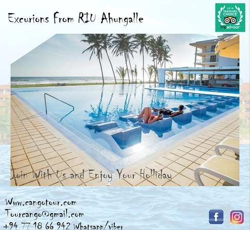 Cango Tour : Day Excurions from RIU  Hotel Ahungalle