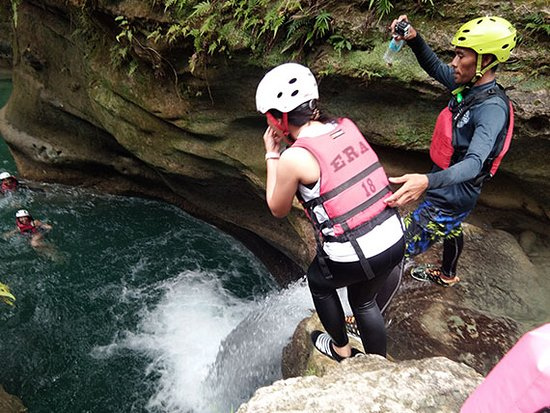 Triple K Canyoneering Adventure
