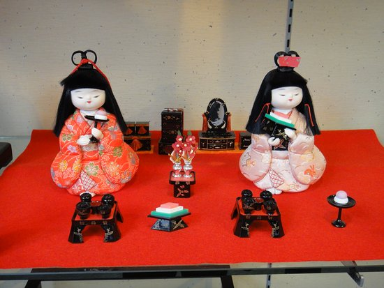 Mataro Doll Showroom