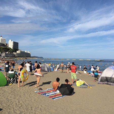 热海阳光海滩