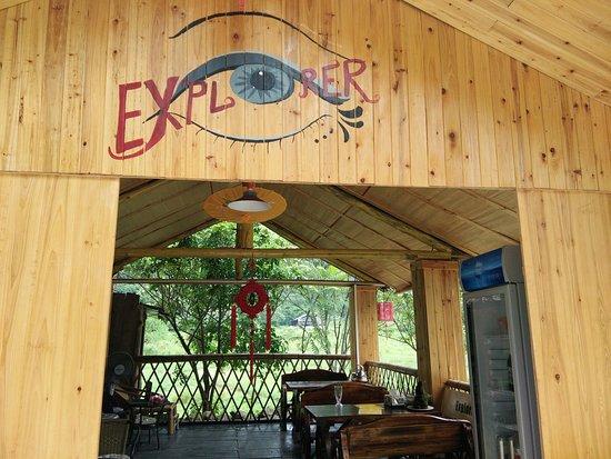 Explorer: Outiside the door