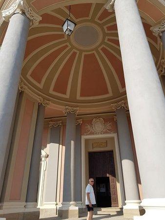Montemagno, Italie : Chiesa Parrocchiale della Nativita di Maria Vergine