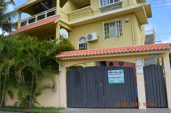 Blue Bay: Villa Harold et Maryse