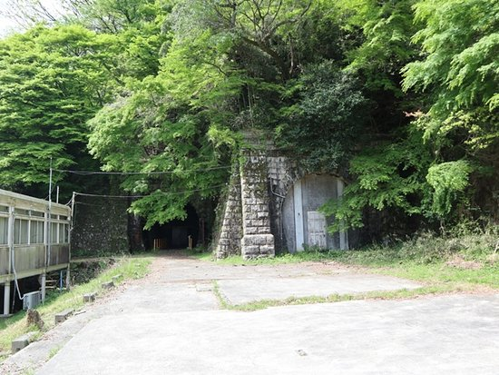 Old Osakayama Tunnel, East Entrance