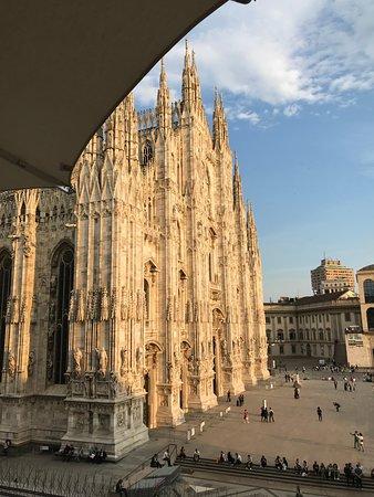 Aperitivo Picture Of Terrazza Aperol Milan Tripadvisor