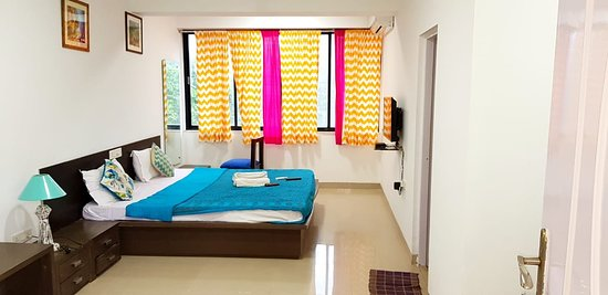 North Goa District, India: Standard Room