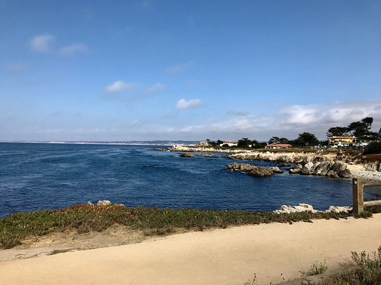 Monterey Peninsula Recreational Trail : Pacific Grove Section