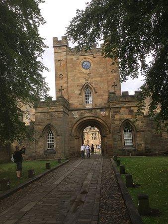 Durham Castle Main entrance