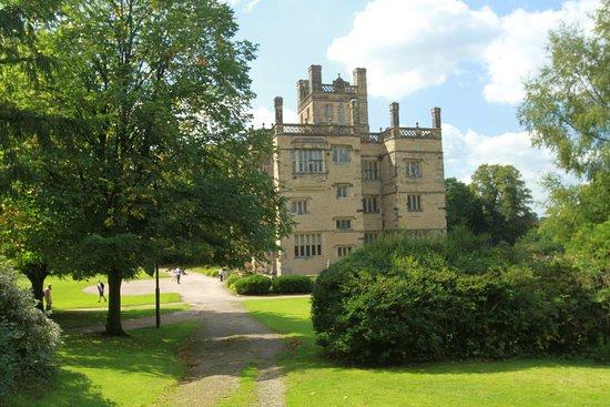 Padiham, UK: Gawthorpe Hall