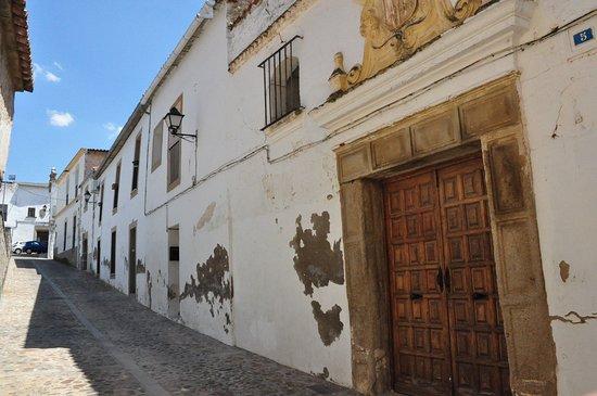 Casa de Los Barrantes Maldonado