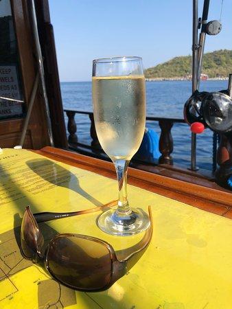 Il Marinaio: A hard day on Çetin's boat!