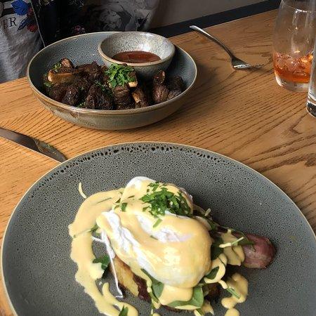 Clevedon, New Zealand: Hinge & Co Restaurant