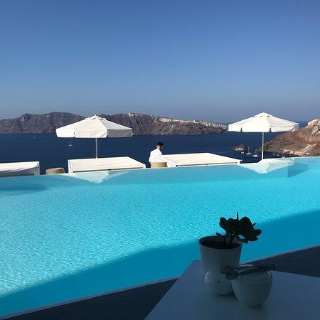 Kirini - excelente opção em Santorini