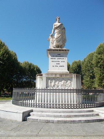 Monumento a Leopoldo II d'Asburgo-Lorena