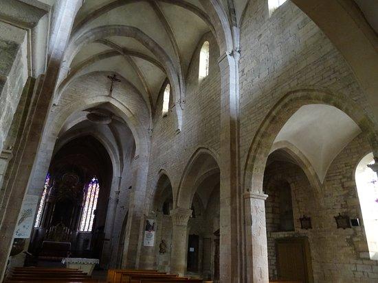 Église Saint-Hilaire de Pesmes