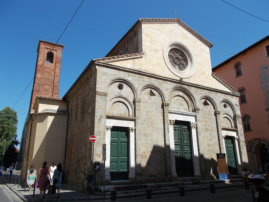 Chiesa di S. Paolo all'Orto