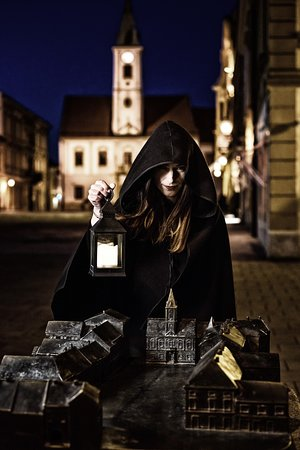Varazdin, Kroatien: The Garestin Witch