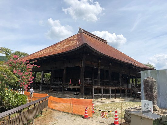 Gankoji Temple