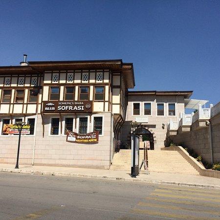 Aksaray, Turkey: Somuncu Baba Türbesi