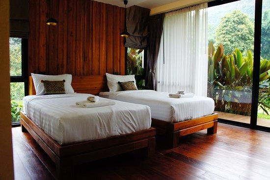 Chiang Dao Villa De View