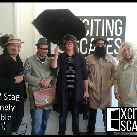 Exciting Escapes Escape Room Experience Southampton