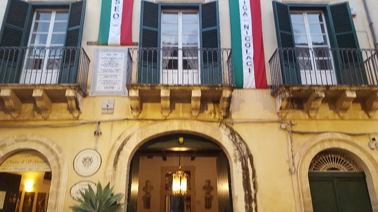 Palazzo Modica di San Giovanni - Nicolaci - Raeli