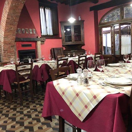 Gallicano, Italia: Osteria al Ritrovo del Platano