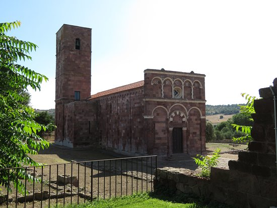 Tergu, Италия: Ansicht der Kirche