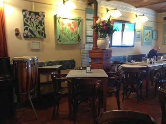 Diacceto, Italie: Locale
