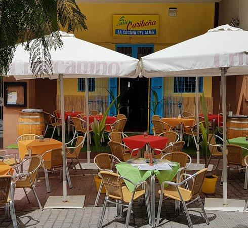 Fusion Caribena: Terraza Fusión Caribeña