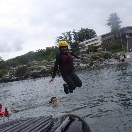 Big Smile Rafting Saitama Nagatoro - Day Tours