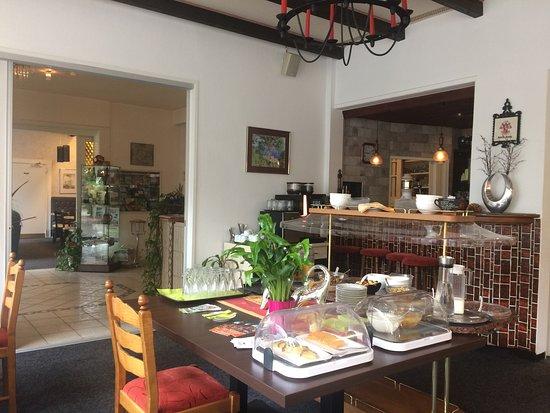 Mendig, Germany: Buffet petit déjeuner 2