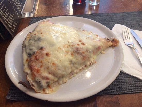 La Bottega della Pizza: Trancio Regolare