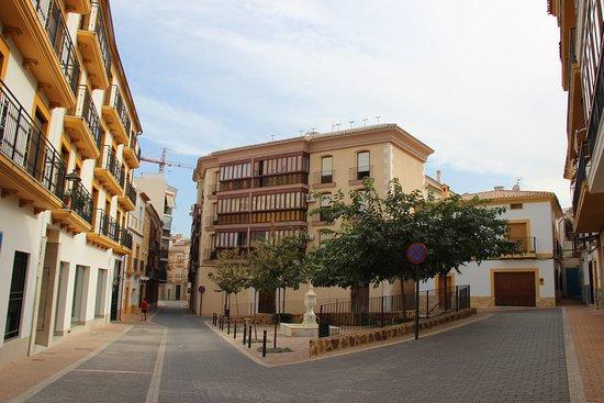 Lorca, Spain: Plaza la Estrella