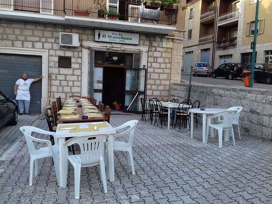 Ferrazzano, Itália: Esterno