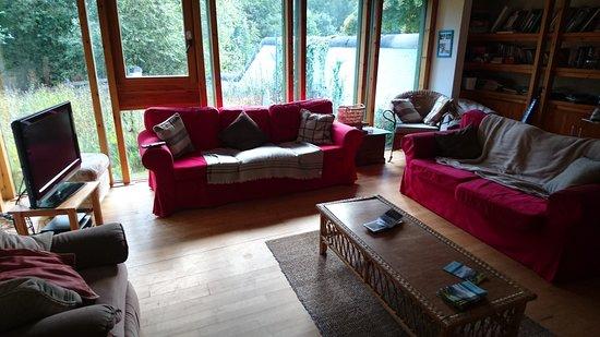 Rowardennan, UK: Common room
