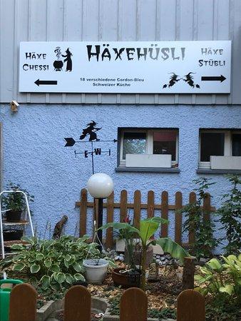 Restaurant Häxehüsli: Restaurant